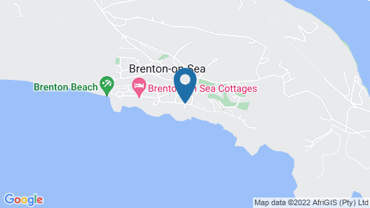 Brenton Breakers Map