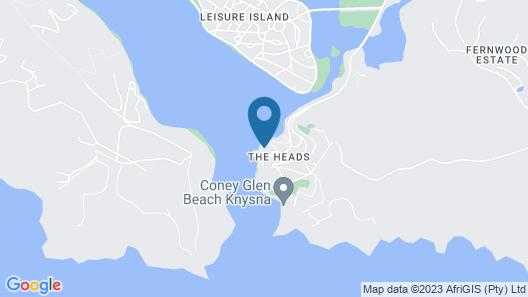Augusta Bay Map