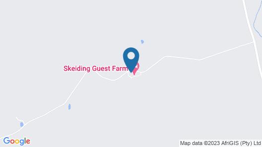 Skeiding Guest Farm Map