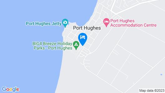 BIG4 Breeze Holiday Park – Port Hughes Map