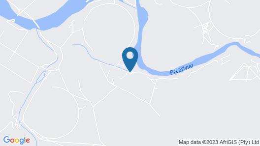 AfriCamps at Kam'Bati Map