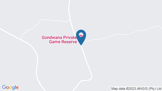 Gondwana Game Reserve Map