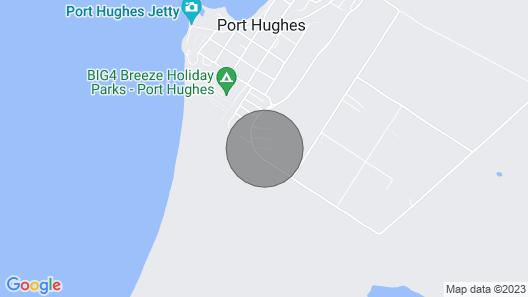 Mandriana Shores - Beautiful Quiet Family Getaway Map