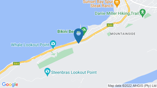 The Suite on Suikerbossie, Cape Town Map