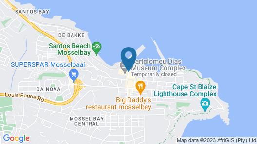 Protea Hotel by Marriott Mossel Bay Map