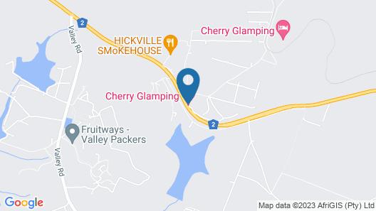 Cherry Glamping Map