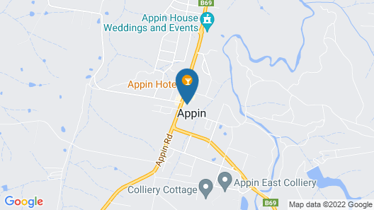 Appin Village Motel Map