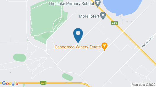 Cabarita Lodge Map