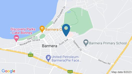 Comfort Inn & Suites Riverland Map