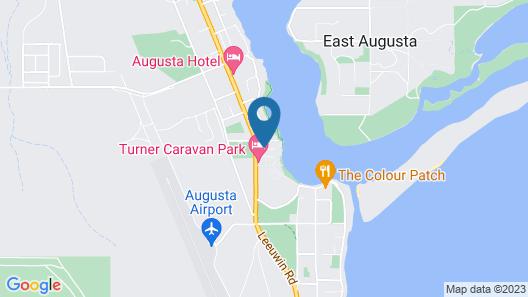 Dolphin Shore Map