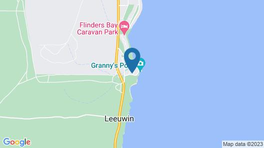 Storm Bay Cottage Map