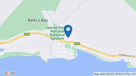 Poppehuis is a Self-catering, Holiday Home That is Situated in Jocks Bay Map