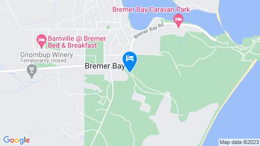 Bremer Bay Resort Map