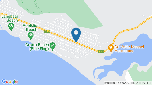 Dawn's Place Map