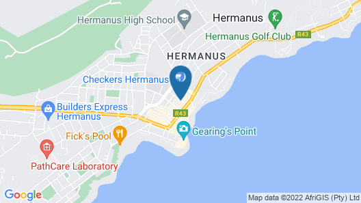 Marine Square Luxury Holiday Suites - Apartments Map