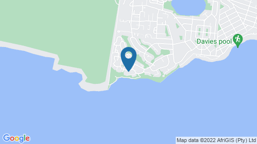 Dolphin House Apartments Map