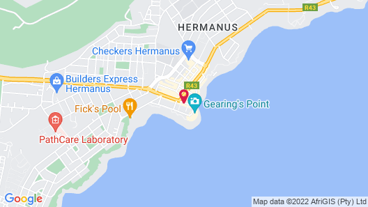 Zzzone Boutique Hostel Map