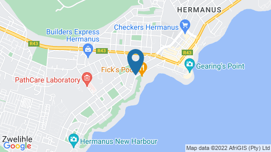 One Marine Drive Boutique Hotel Map