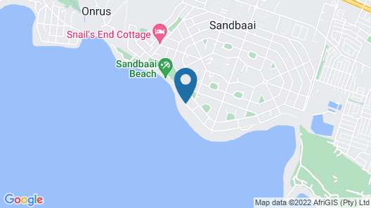 138 Marine Beachfront Guesthouse Map