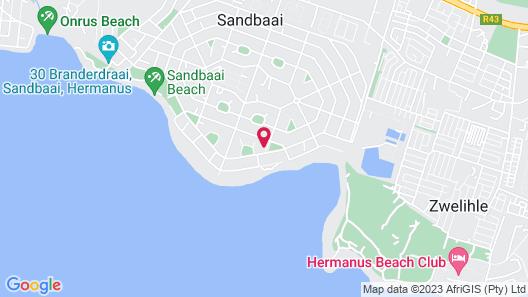Ocean Song Map