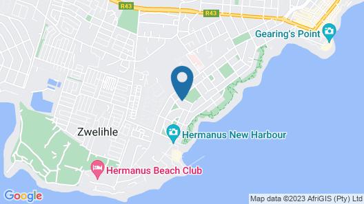 Hermanus AT HOME Map