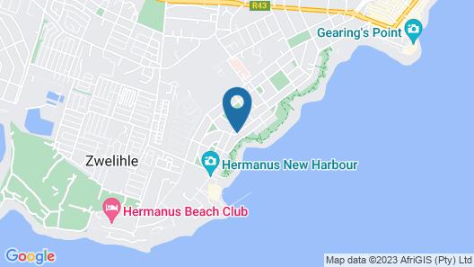 Harbour Vue Guest House Map