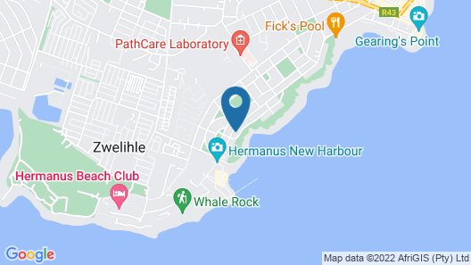 On The Rocks Map