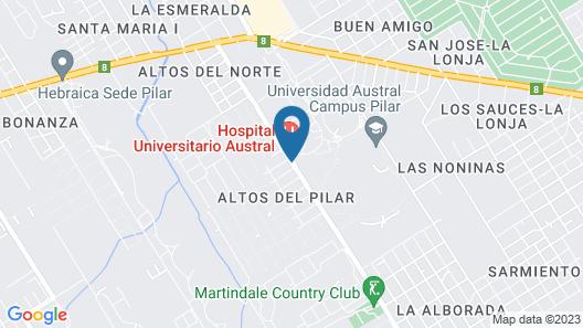 Pro Hotel Map