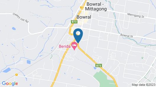 Biota Dining & Rooms Map