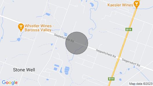 'mattschoss House C1890' Modern Farm House - Central Location Map