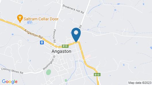 Angaston Mews Apartments Map