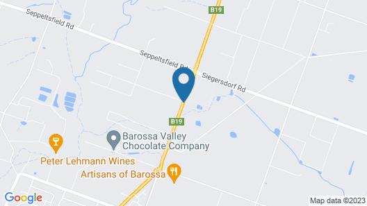 Barossa House Map