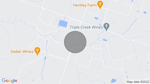 A Quintessential, Private, Luxury Barossa Experience Map