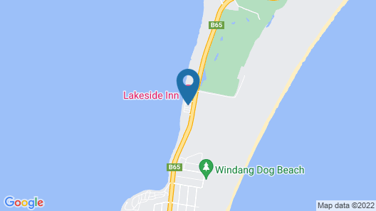 Windang Inns Map