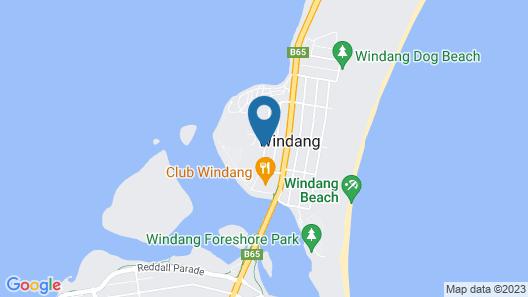 Lake Illawarra B&B Map