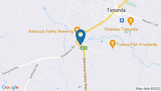 Discovery Parks – Barossa Valley Map