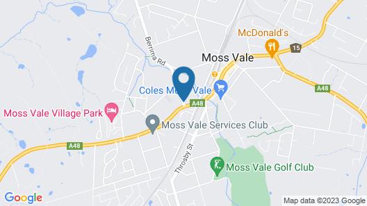 The Argyle Hotel Map