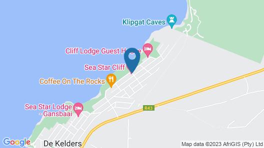 Sea Star Cliff Map