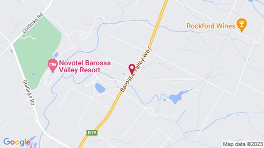 Jacobs Estate Cottage Map