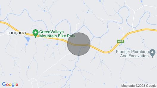 Hillside Stay Map