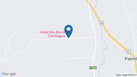 Noi Blend Colchagua Map