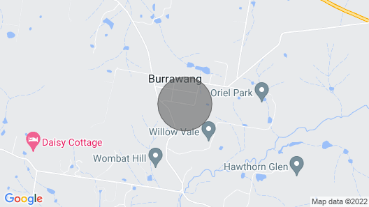 Lark Cottage - relaxing retreat Map