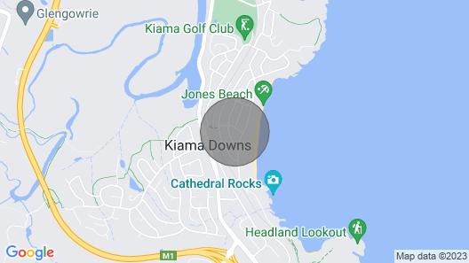 Your Beachside Escape Map