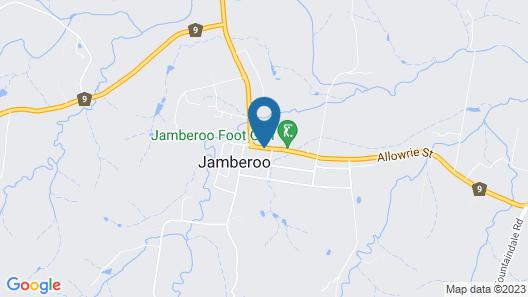 Jamberoo Pub & Saleyard Motel Map