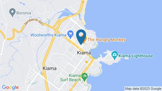 Kiama Shores Map