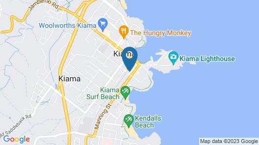 Nova Kiama Map
