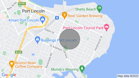 Super Central Location Holiday Home Map