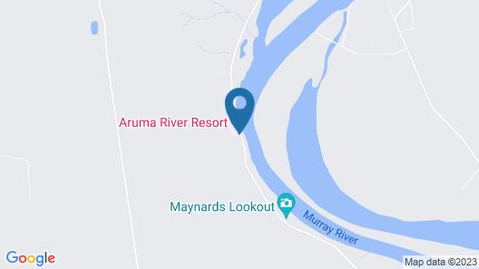 Aruma River Resort Map