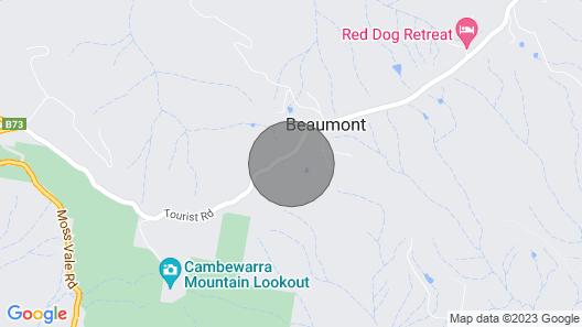 Miramar Berry - Beaumont, NSW Map