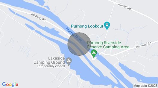 The Shack - Caurnamont Map